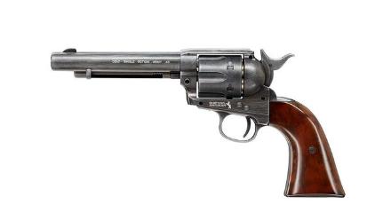 Colt Peacemaker Antique Finish