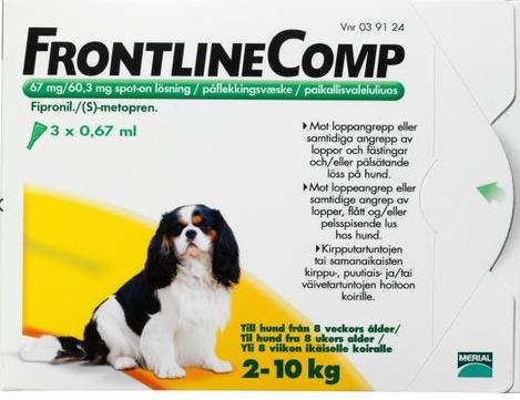 Mellan: Frontline Comp