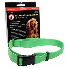 Petwise Fästinghalsband Hund