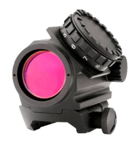 Geco Red Dot 1x20 2MOA rödpunktsikte