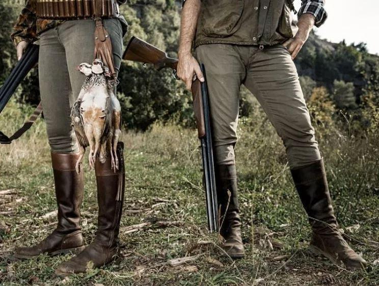 Test av jaktstövlar