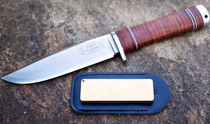 Test av knivslipar